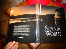 SCANIA WORLD Les Camions Scania dans le Monde et Recettes Gastronomie du Monde