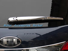 New Chrome Rear Window Wiper Cover Trim For KIA Sorento 2013 2014