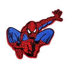 1 Écusson Brodé Thermocollant NEUF (Patch) Spiderman Spider-Man Marvel (Ref 3)