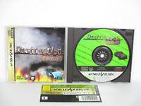 Sega Saturn DESTRUCTION DERBY with SPINE CARD * Import Japan Game ss