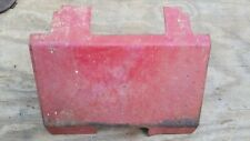 Ih Farmall 706 806 1206 Tractor Front Hydraulic Valve Front Cover Shield