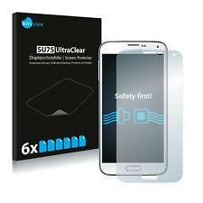 6x Savvies Films protection Ecran pour Samsung Galaxy S5 Neo Protecteur