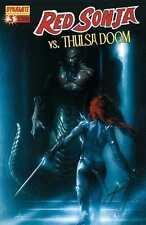 Red Sonja (conan) vs. Thulsa Doom # 3 Variant-set (2 números) Gabriele Dell 'Otto