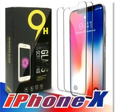 10 X Tempered Glass Screen Protector For Iphone X Edition 0.26mm 2.5D 9H An
