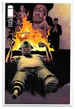 THE WALKING DEAD #115 - Cover G - Connecting Cover Year 6 - NM - Image Comics!
