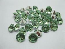 1000 Diamond Confetti 10mm Wedding Party Table Scatter-Green