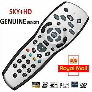 SKY PLUS HD BOX REMOTE CONTROL 2021 REV 9f REPLACEMENT UK