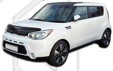 Minivan Kombi 5türer vorne/&hinten Windabweiser für Kia Soul 2 2014