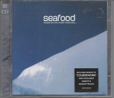 SEAFOOD -When Do We Start Fighting/Coursework- Limited Edition 2CD