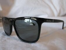 a005acc4116 BROOKS BROTHERS SUNGLASSES BB5027S 609587 BLACK GREY 57-18-140 NEW    AUTHENTIC