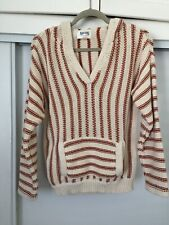 Nation LTD Hooded Knit Sweater sz S