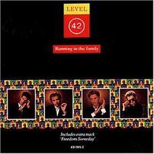 Level 42 Running in the family (1987) [CD]
