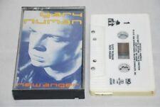 Gary Numan - New Anger [Cassette 1989] IRSD-82005 - RARE