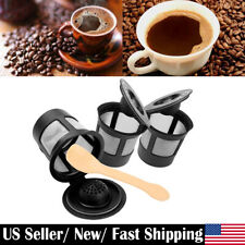My K-Cup Reusable Coffee Maker Filter for B31 B44 B50 Cuisinart Kcup 3 Pieces