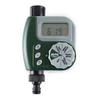 Orbit Electronic Water Tap Timer DIY Garden Irrigation Control Unit Digital LCD