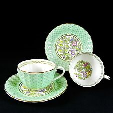 2 Royal Worcester Pomander Cup & Saucer Sets 2 of 6  8 Pc Place Setting 2109