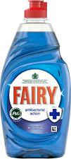 Fairy antibactérien Eucalyptus vaisselle liquide 383ml