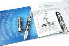 Montblanc Atelier Prive Axis Mundi Limited Edition Fountain Pen