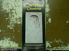 Vintage Travel Brochure - GATLINBURG'S CHRISTUS GARDENS - 1970