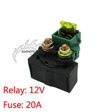 Starter Solenoid Relay 12V 20A For Chinese 200cc 250cc 300cc ATV Quad 4 Wheeler