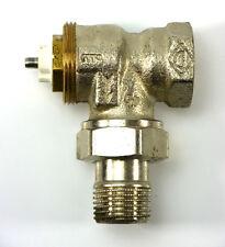 """Heizungsventil DN15 G 1/2"""" Thermostatventilkörper 45"""