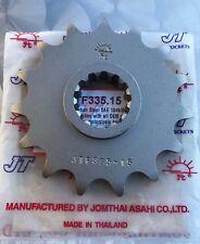 Pignon 15 Dents Honda CBX 1000, CB-1, # 630, 30004-15, 335-15, pour 630er Chaîne