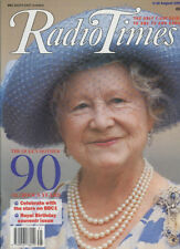 Radiotimes Celebrity Film & TV Magazines in English