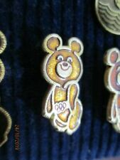 Olympic Games MOSCOW 1980 pin