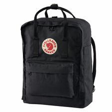 Fjall Raven Unisex Kanken Backpack Bag Black Accessories Good Quality pack Tr...