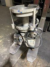 Stainless Bolt Nail Screw Fastener Syntron Vibratory Part Feeder Bowl 115v