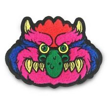 My Pet Monster Chenille Sew On Patch Retro 80's Creepy Co