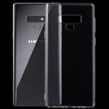 Para Samsung Galaxy Note 9 N960F Funda de Silicona Bolsa Transparente
