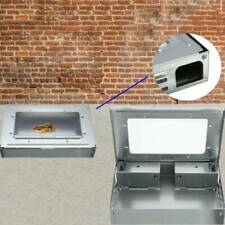 Continuous Mousetrap Space Automatic Rat Snake Trap Cage Bait Mousetrap Box Case