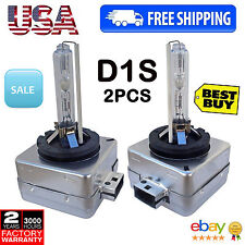 35W PAIR FOR D1S HID Xenon Headlights Light 6000K bulbs OEM Factory Replacement