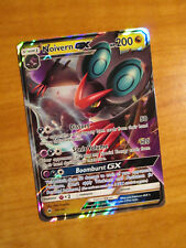 NM Pokemon NOIVERN GX Card BURNING SHADOWS Set 99/147 Sun Moon Ultra Rare TCG