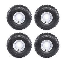 "4X 145/70- 6"" inch Wheel Rim + Tyre Tire 90/125/150cc Quad Dirt Bike Atv Buggy"