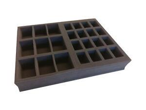Primaris Heavy Infantry Foam Tray - Select Your Depth