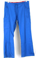 Dickies Women's Royal Blue Petite Medical Hospital Scrub Pants Size Small NWOT