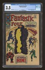 Fantastic Four #67 CGC 3.5 1967 1557602013 1st app. Him (Warlock)