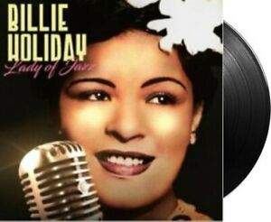 Billie Holiday – Lady of Jazz  New LP Vinyl  in seal
