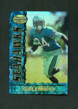 1995 Joey Galloway Bowman's Best Refractor Rookie RC #8 Ohio State MINT