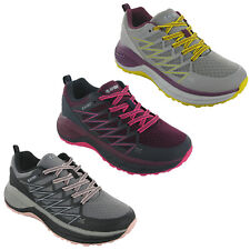 Hi-tec Womens Walking Trainers Trail Destroyer Everyday Casual Shoes UK4-8