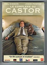 LE COMPLEXE DU CASTOR - JODIE FOSTER & MEL GIBSON - DVD NEUF NEW