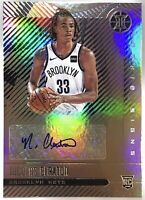 2019-20 Panini Illusions Nicolas Claxton ROOKIE AUTO HOLO #RS-NCX RC Card