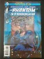 ⭐️ The PHANTOM STRANGER Trinity of Sin #1 (one-Shot)(2014 DC Comics) VF/NM Book