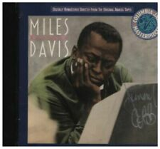 CD Miles Davis Ballads SIGNED CBS