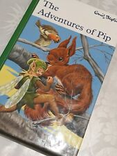 The Adventures Of Pip By Enid Blyton Hardcover 2003 Edition