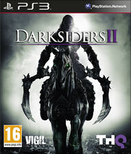 Darksiders II (2) PlayStation 3 Ps3 Game Pegi 16 THQ Games