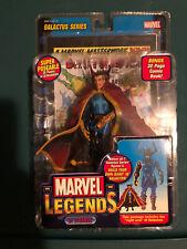 marvel legends Toybiz Dr. Strange Galactus BAF Series Carded