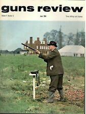 1964 JUNE NO 6 23989 Guns Review Magazine